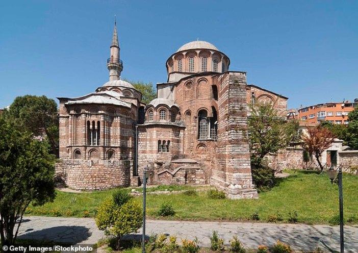 Turkey converts Kariye Museum into mosque 1