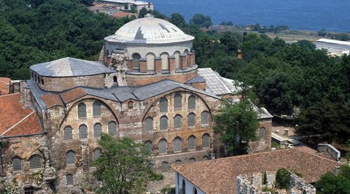 Turki mengubah Museum Kariye menjadi masjid