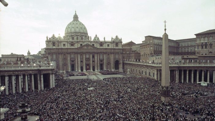 Pelantikan Paus Yohanes Paulus I