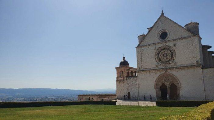 Basilika Santo Fransiskus Assisi