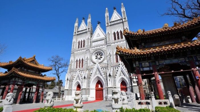 Gereja Juruselamat di Beijing (© WaitforLight - stock.adobe.com)