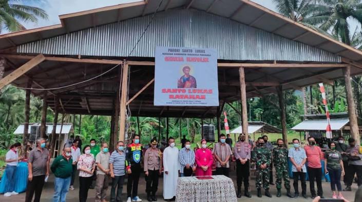 Peserta HPS Keuskupan Manado 2020 (Foto Komsos Keuskupan Manado)