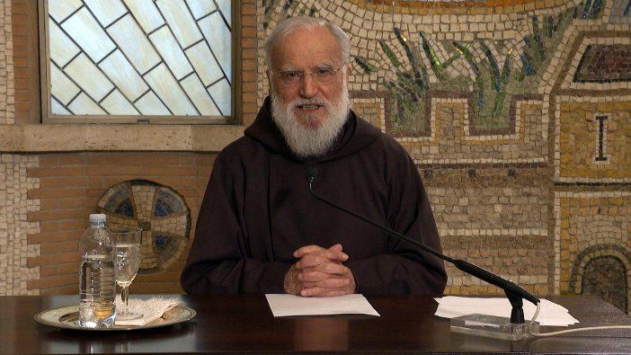 Kardinal terpilih Raniero Cantalamessa