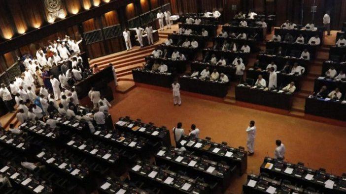 Parlemen Sri Lanka (ANSA)