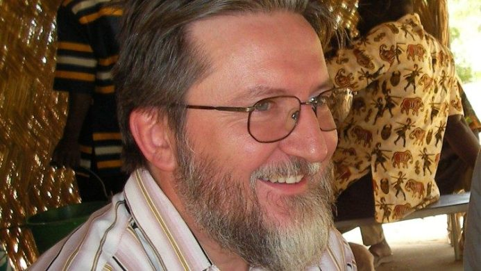 Pastor Pier Luigi Maccalli dari Italia