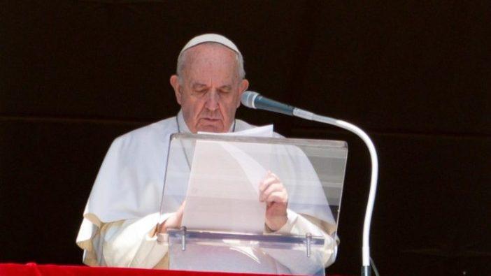 Paus Fransiskus dalam Angelus 18 Oktober (Vatican Media)