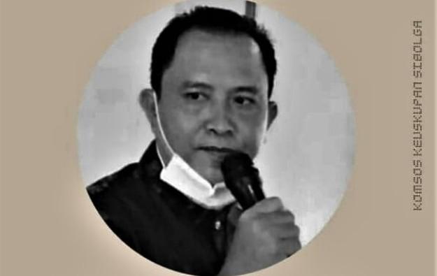 Pastor Philipus Tola Awo Harefa Pr di Nias, Imam Diosesan Keuskupan Sibolga (Komsos Keuskupan Sibolga)