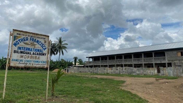 Sekolah di Kamerun