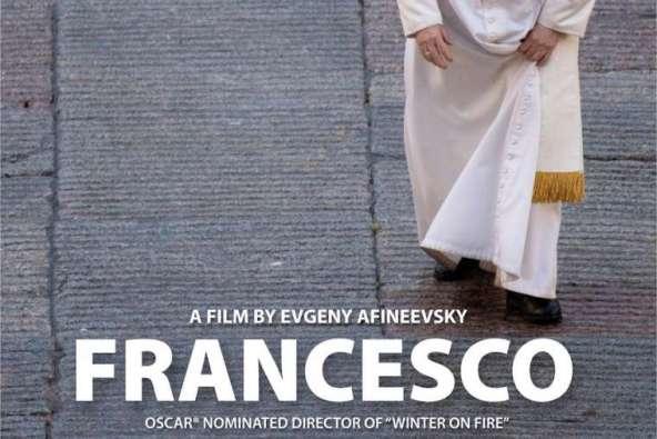 "Poster promosi ""Francesco"""