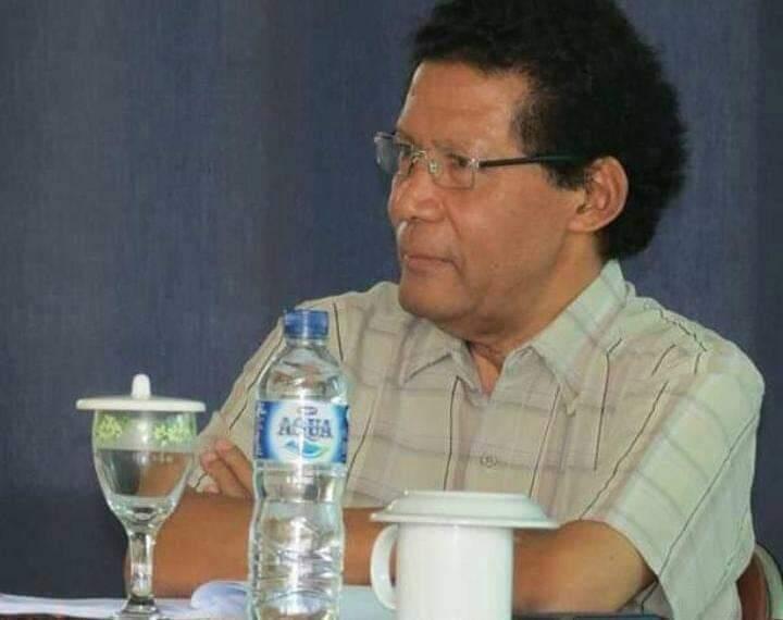 Pastor Alfons Gabriel Betan SVD