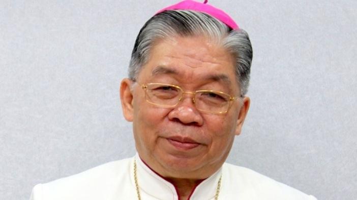 Mgr Petrus Canisius Mandagi MSC (foto Kawali)