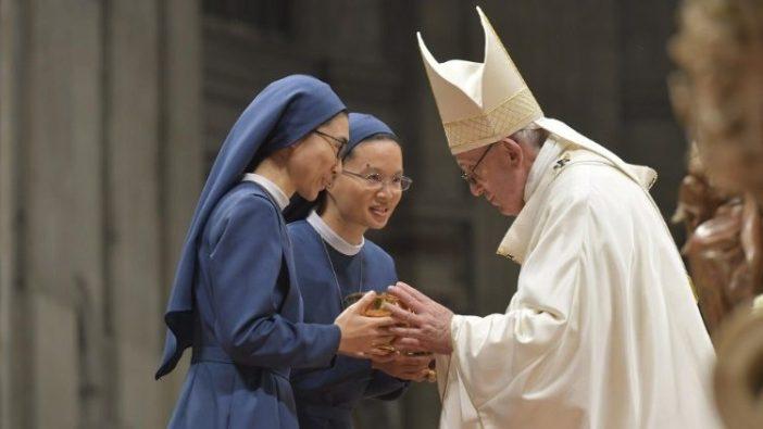 Misa Hari Hidup Bakti (2 Februari 2019) (Vatican Media)