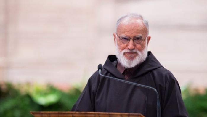 Pastor Raniero Cantalamessa OFMCap (Antoine Mekary | ALETEIA)