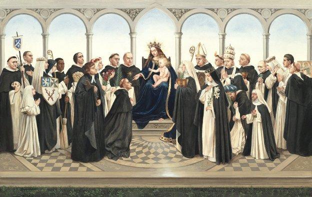 Pesta Semua Orang Kudus Dominikan