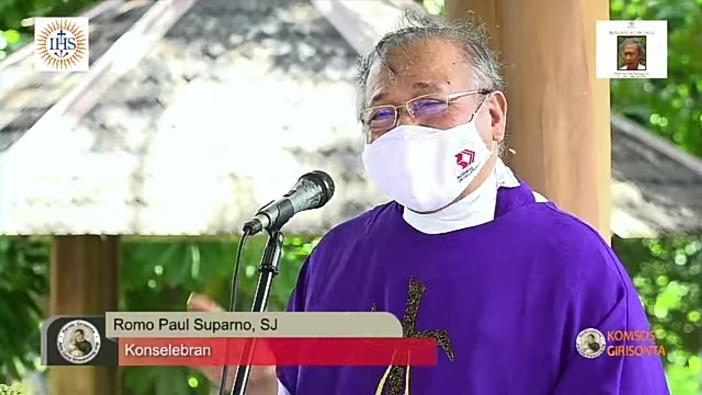 Pastor Paul Suparno SJ