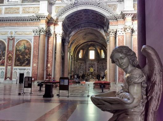 Basilika Santa Maria dari Para Malaikat dan Para Martir (Maria Paola Daud | ALETEIA)