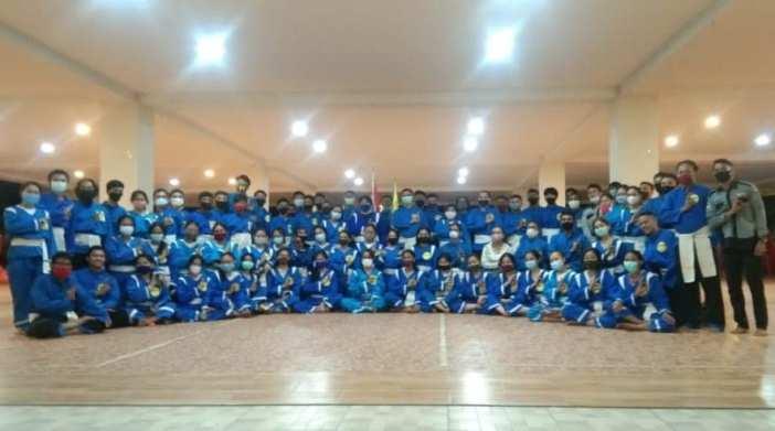 Para anggota yang hadir di Wilayah Makassar FB Pastor Alfius T)