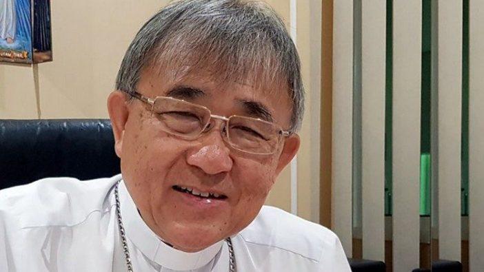 Uskup Cornelius Sim.