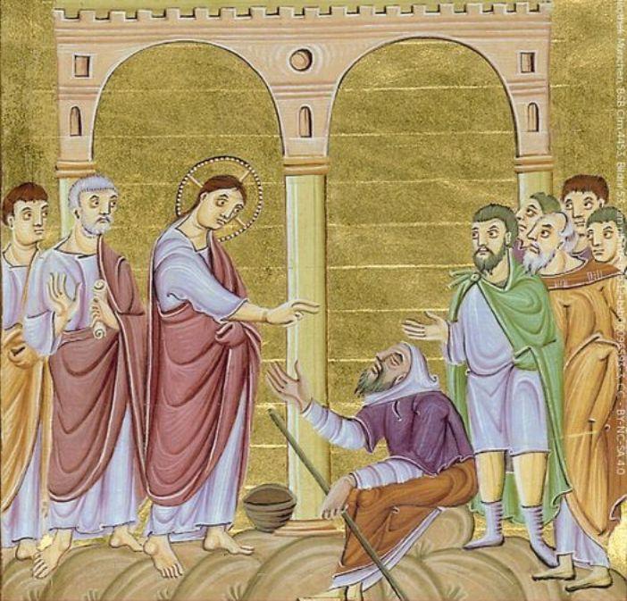 """""""Yesus, anak Daud, kasihanilah aku"""""""