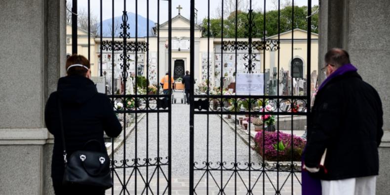 Piero CRUCIATTI | AFP