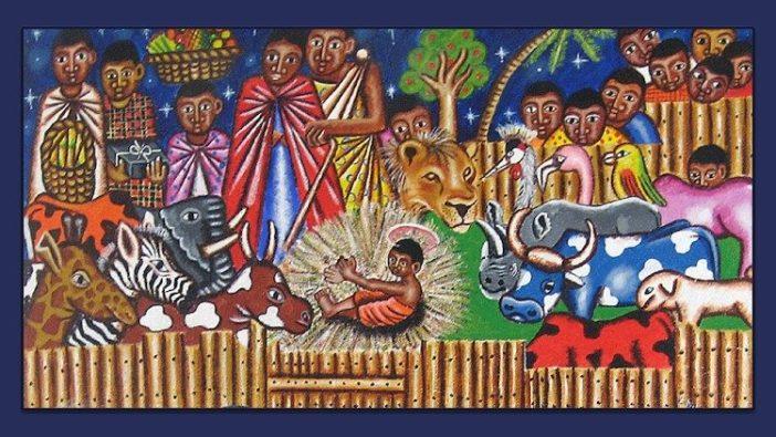 Kandang Natal Afrika