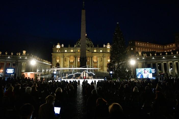 Natal Vatikan 1