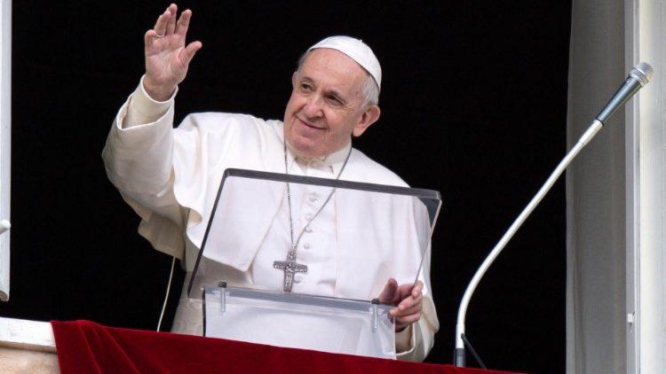 Paus Doa Angelus 13 Des