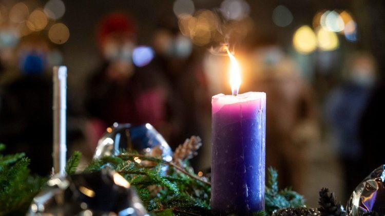 "Kampanye ""Share the Light"" promosikan pesan Natal tentang harapan dan terang (ANSA)"
