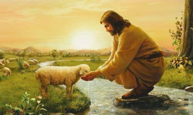 Lihatlah Anak Domba Allah 1