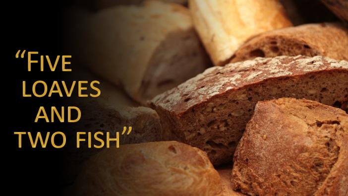 Lima roti dan dua ikan