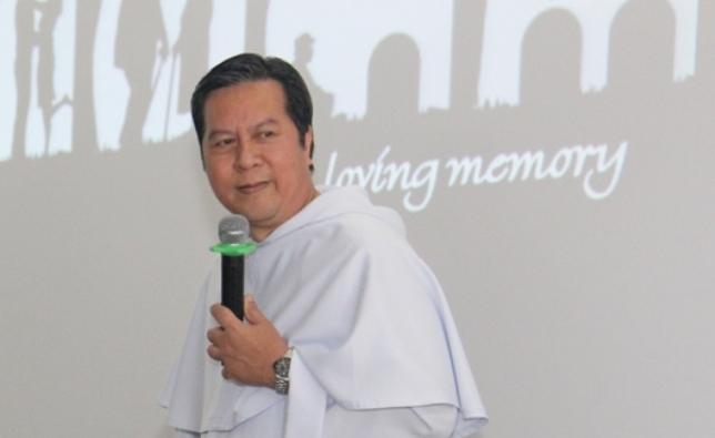 Pastor Filemon Dela Cruz OP  (PEN@ Katolik/pcp)