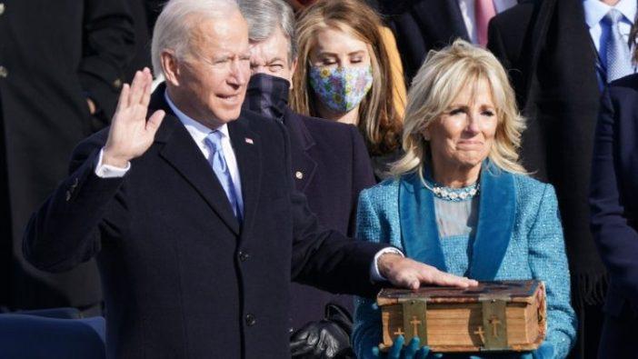 Presiden baru Amerika Serikat Joe Biden