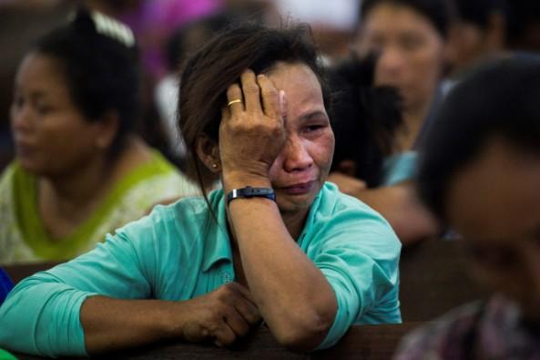 Ye Aung Thu / AFP