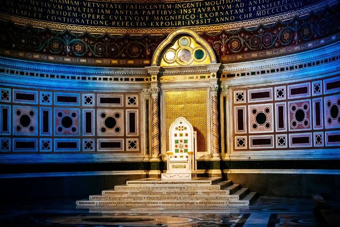 Santo Yohandes Lateran: katedral uskup Roma © nomadFra | Shutterstock
