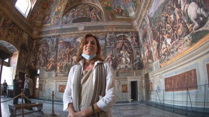 Barbara Jatta, Direktur Museum Vatikan