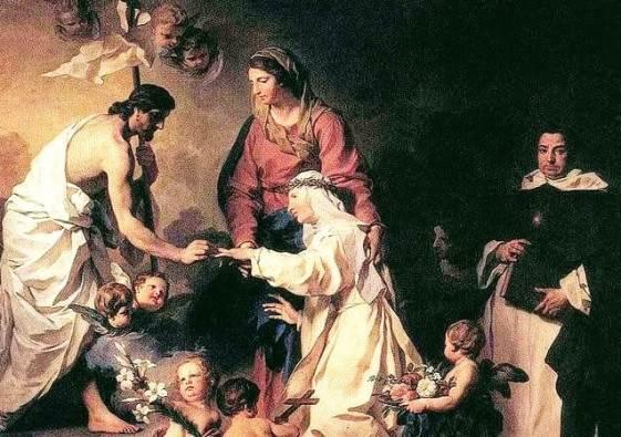 Santa Katarina dari Ricci