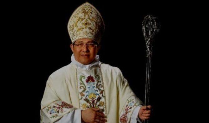 Uskup-Malang-Mgr-Pidyarto Dokpen