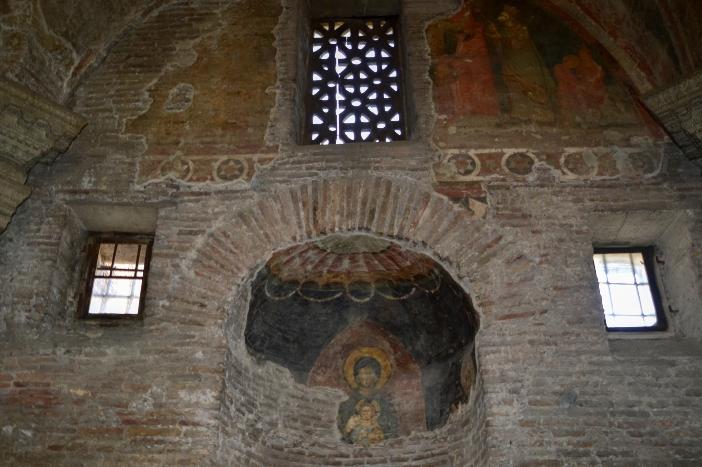 Basilika Santi Quattro Coronati (kapel Santa Barbara) © Monache Agostiniane Monastero dei Santi Quattro Coronati