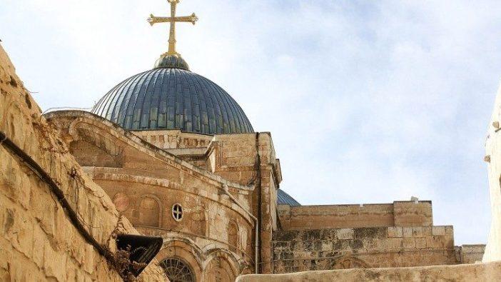 Gereja Makam Suci di Yerusalem