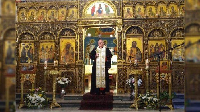 Kardinal Sandri saat berkunjung ke Tanah Suci