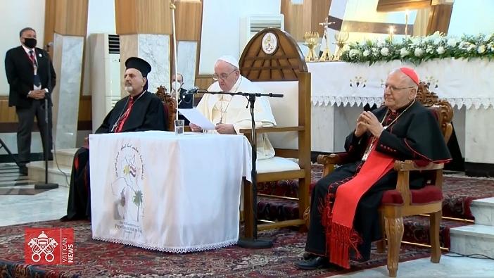 PEN@ Katolik/pcp (screenshot dari Vatican Media)
