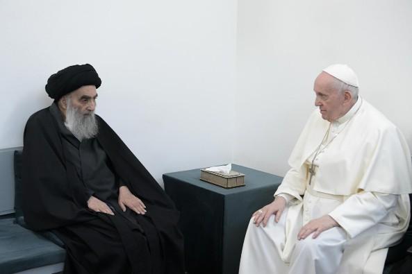 Paus dan Ayatollah