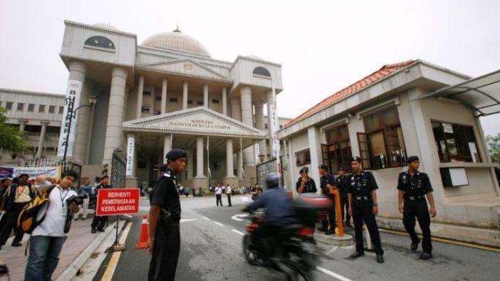 Pengadilan Tinggi Malaysia di Kuala Lumpur.