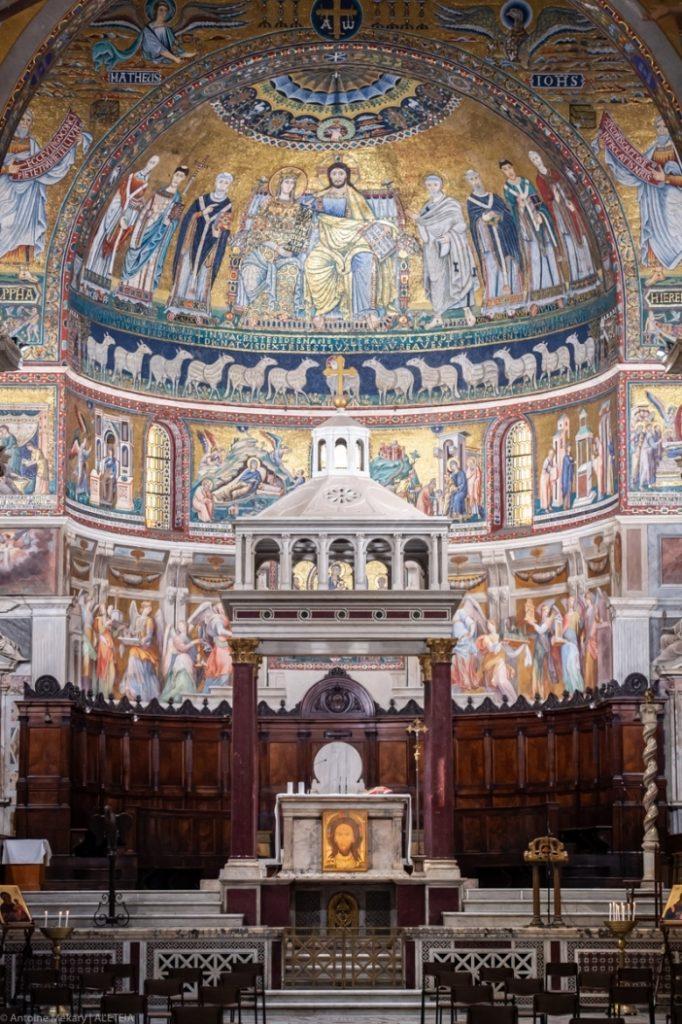 Santa-Maria-in-Trastevere-Antoine-Mekary-ALETEIA-AM_7422