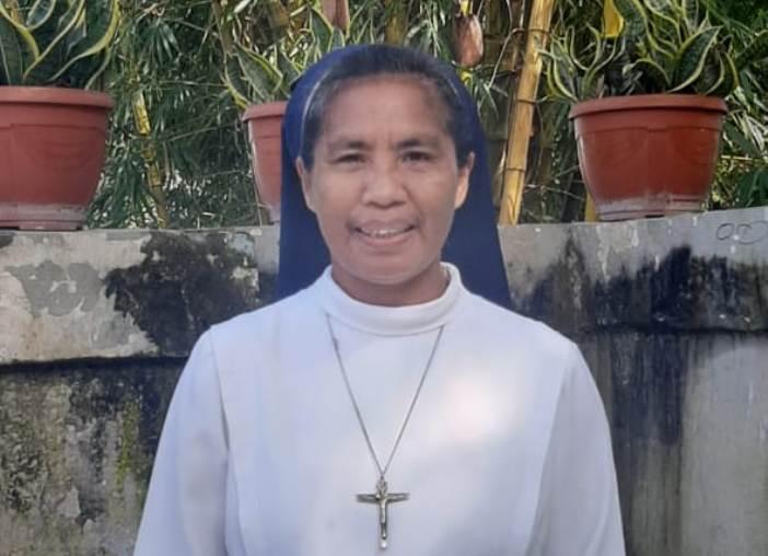 Suster Maria Yosephina Pahlawati, SSpS (Koordinator JPIC SSpS Flores Barat)