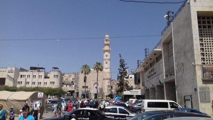 Taman Palungan di Betlehem