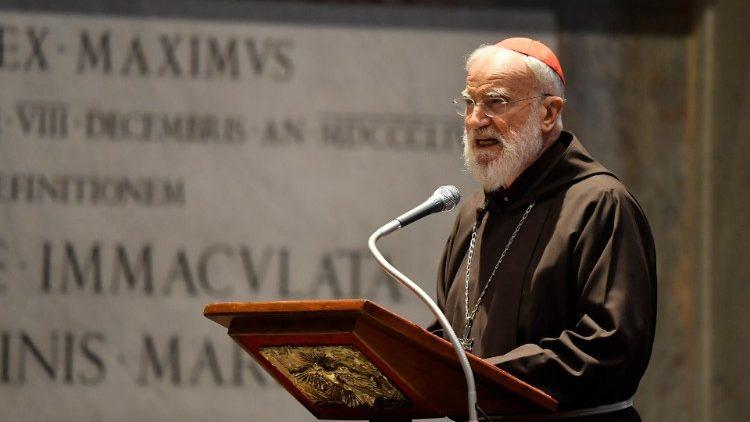 Kardinal Raniero Cantalamessa OFMCap (Vatican Media)