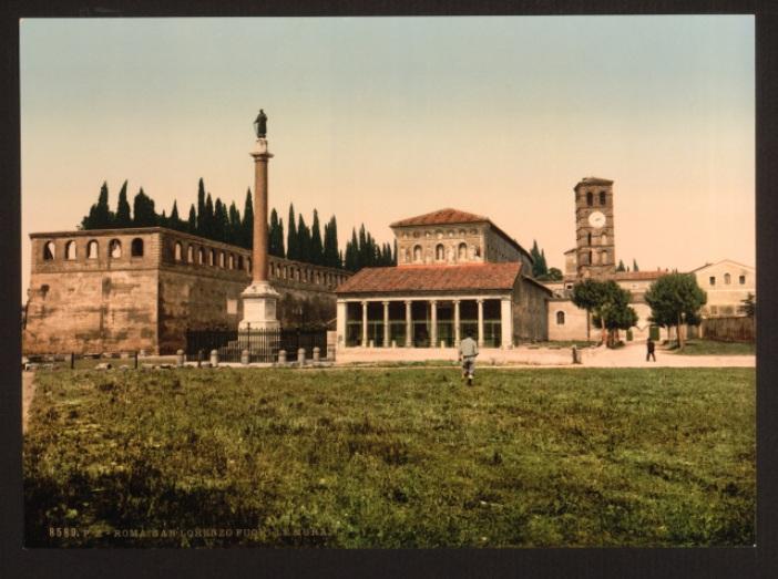 Perpustakaan Kongres - Koleksi Cetak Photochrom, Domain publik, melalui Wikimedia Commons