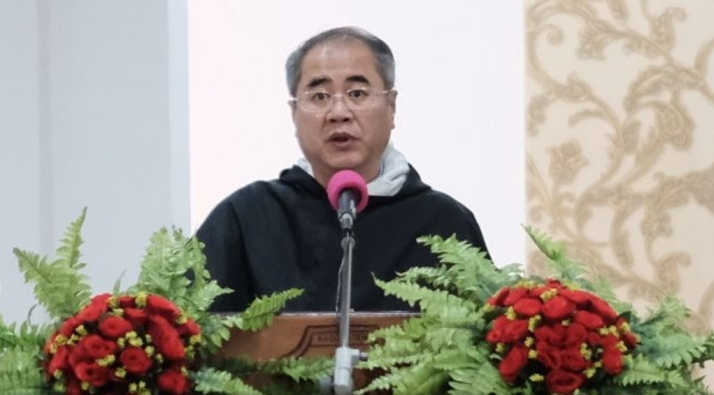 Pastor Johanes Robini Marianto OP
