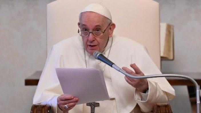 """Paus Fransiskus dalam Audiensi Umum 28 April bertema """"meditasi"""""""